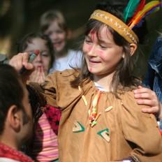 Indianie – W wiosce Czarnych Stóp